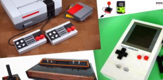 Consoles van LEGO