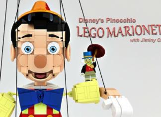 LEGO Ideas Pinocchio