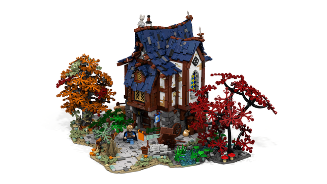Lego Ideas Merchant S House Bereikt 10 000 Supporters