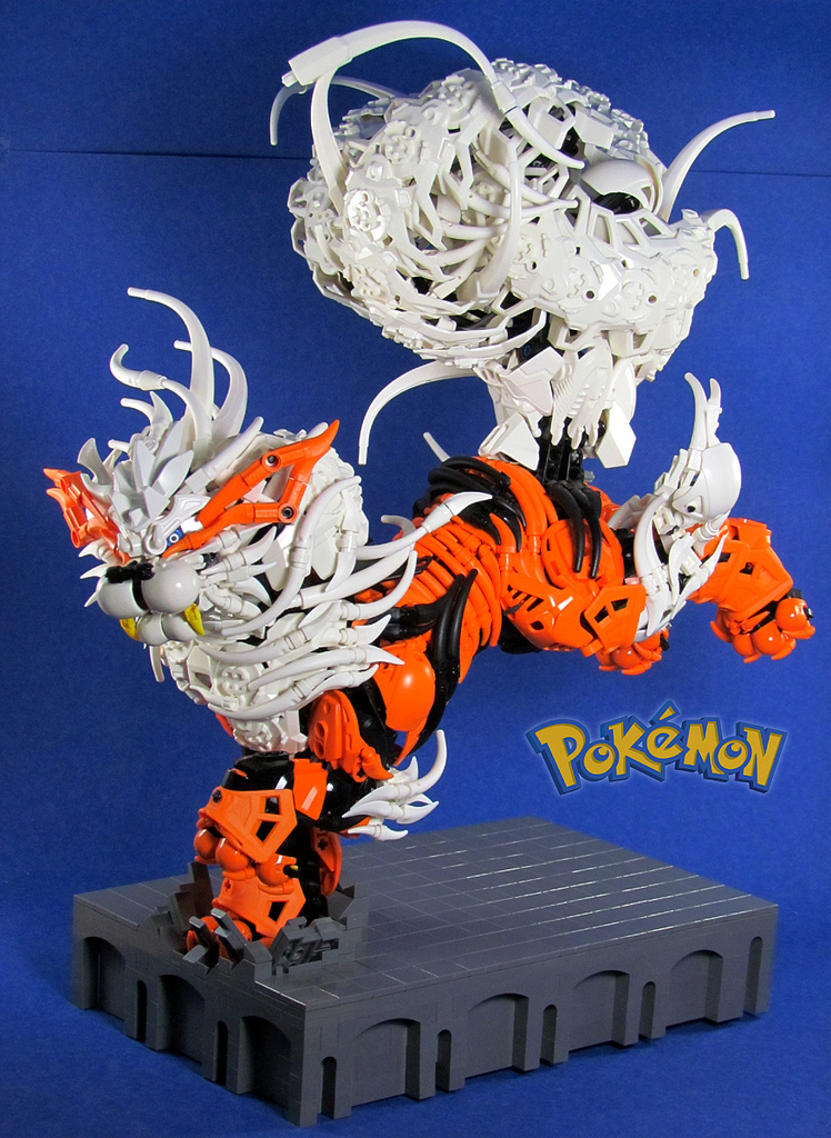 Gotta Catch Them All Lego Pokemon Mocs Van Hoog Niveau