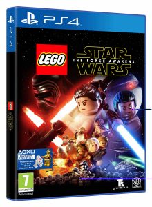 © 2016 The LEGO Group. STAR WARS © & ™ Lucasfilm Ltd. ™ & © Warner Bros. Entertainment Inc.