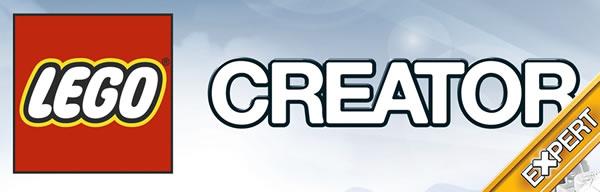 LEGO Creator Expert logo
