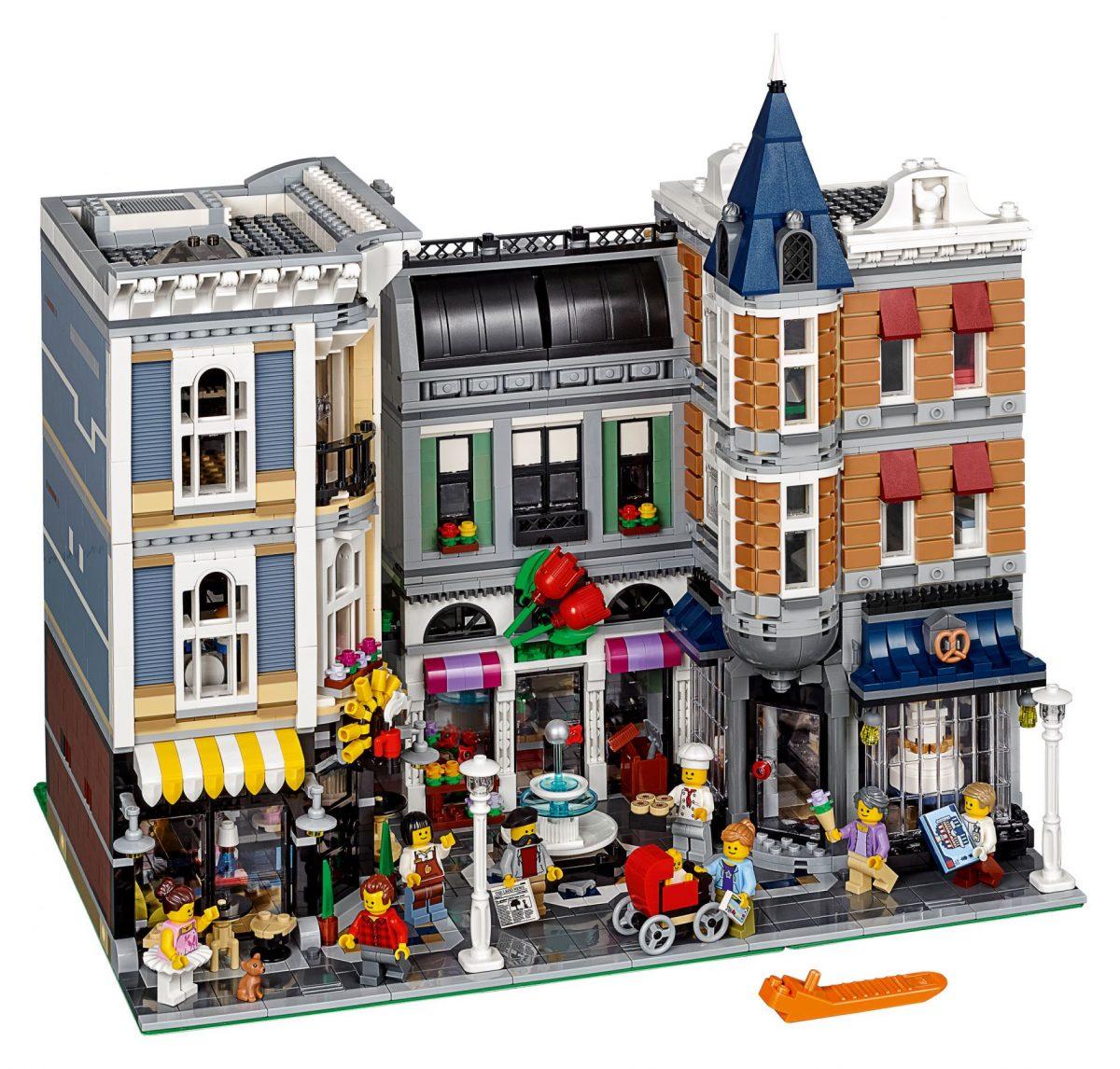 Eerste foto s en offici 235 le aankondiging van de lego creator expert