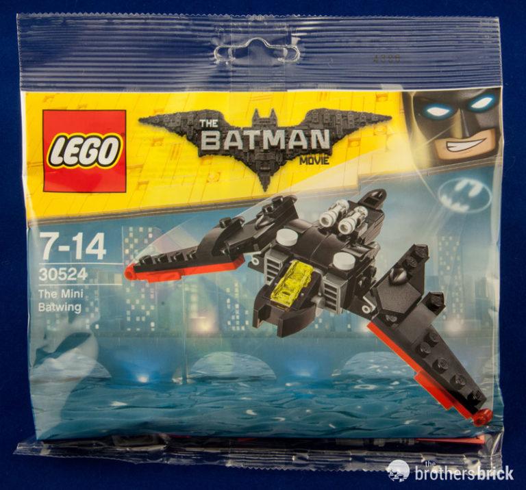 LEGO The LEGO Batman Movie 30524 The mini Batwing