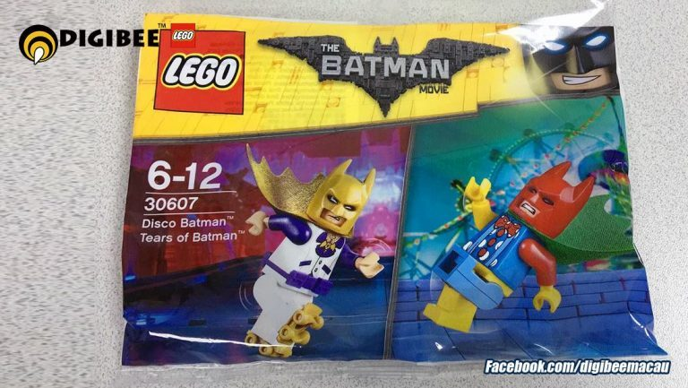 LEGO Batman Movie 30307 Disco Batman/Tears of Batman