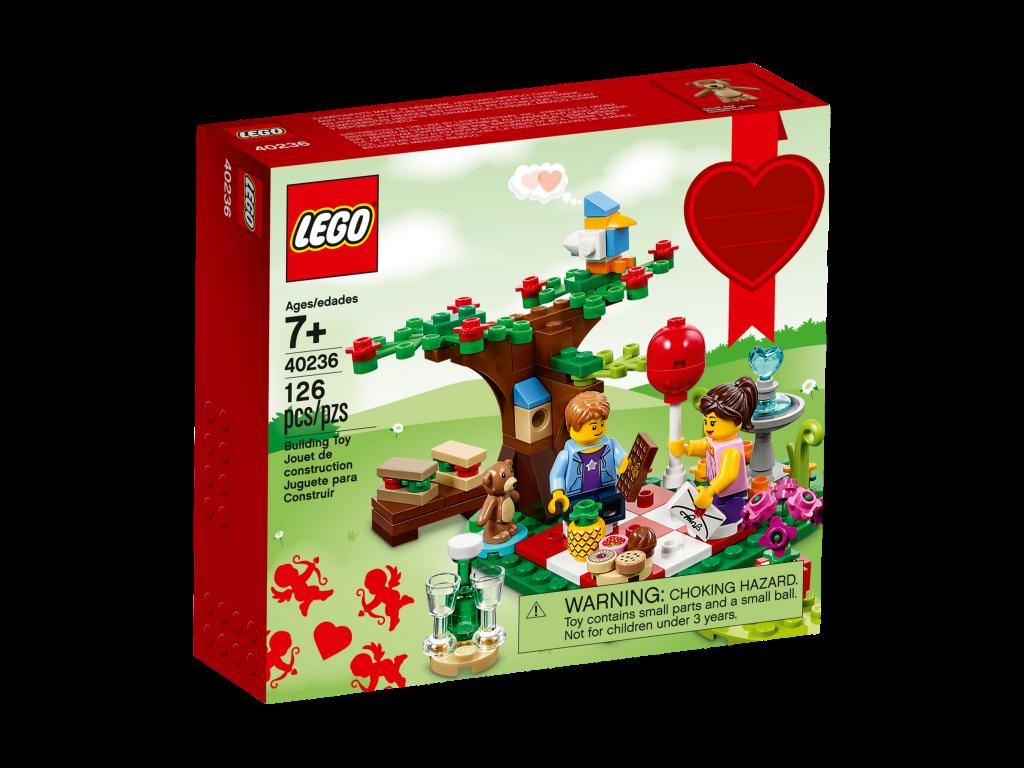 LEGO 40236 Valentine's Picknick