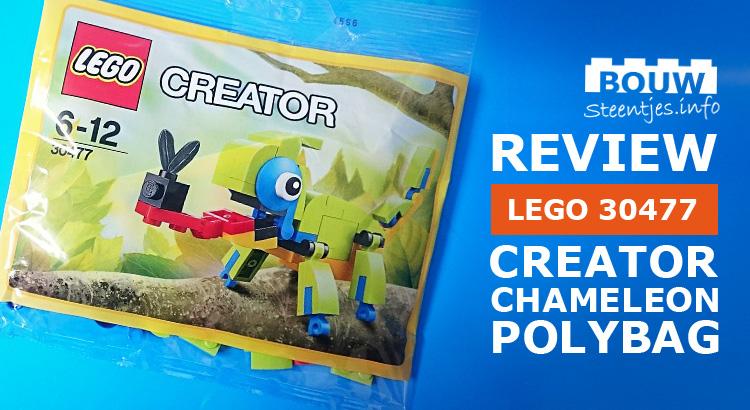 LEGO Creator 30477 Chameleon Polybag