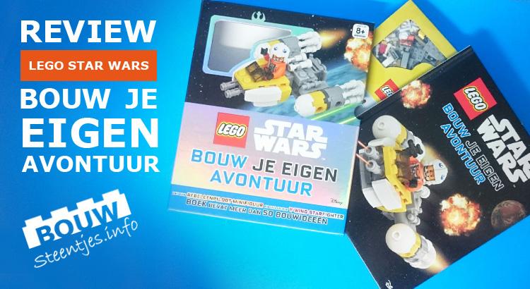 Review lego star wars bouw je eigen avontuur for Bouw je eigen badkamer