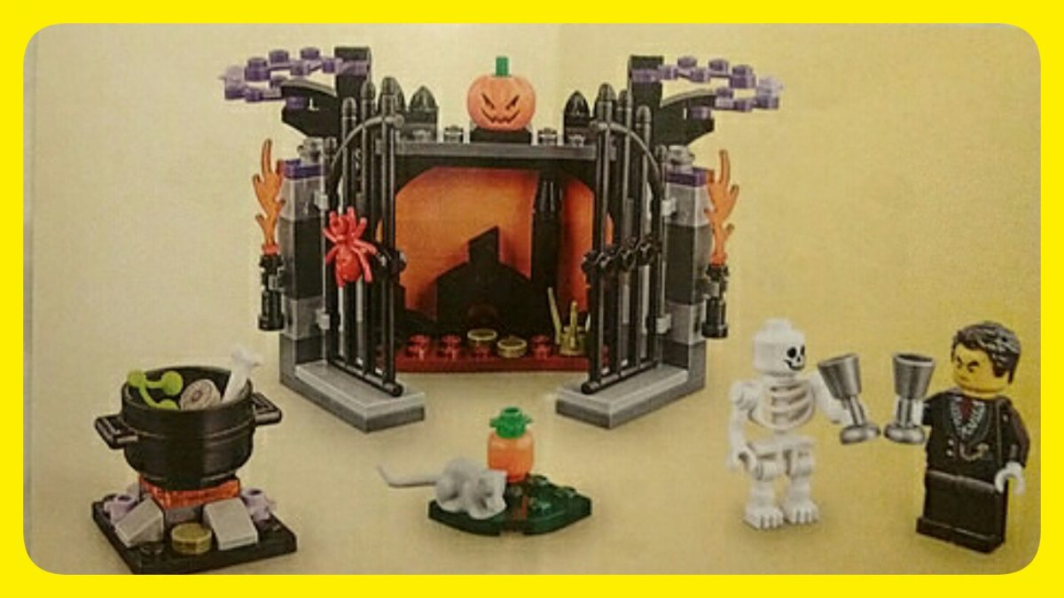 LEGO Halloween Seasonal 2017