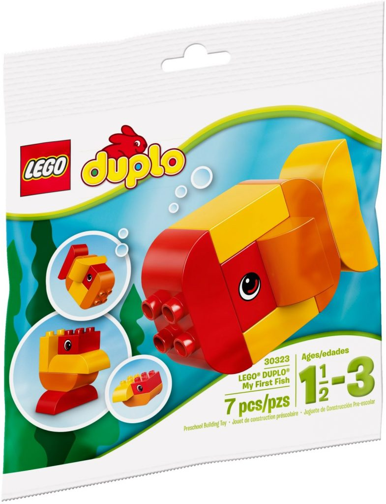 LEGO Duplo 30323 My first Fish