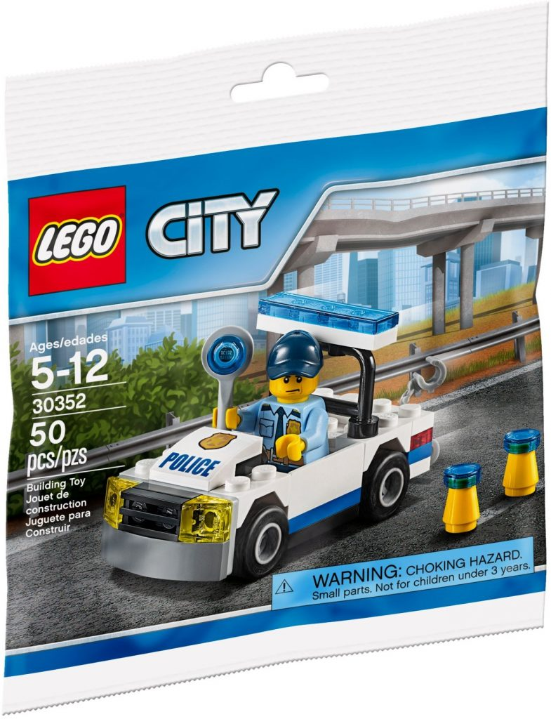 LEGO City 30352 Police Car