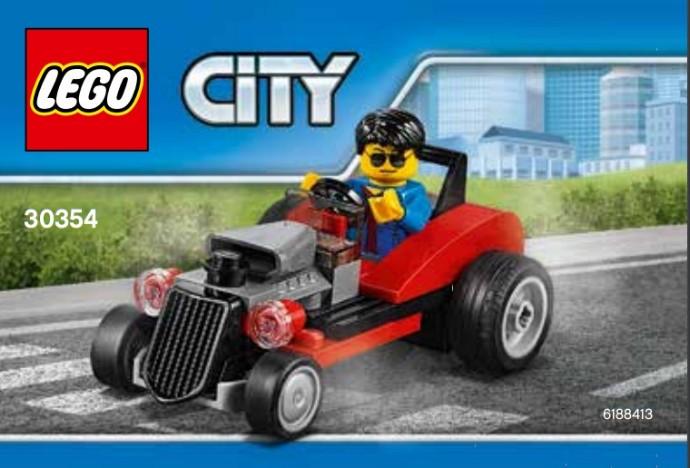 LEGO City 30354 Hot Rod