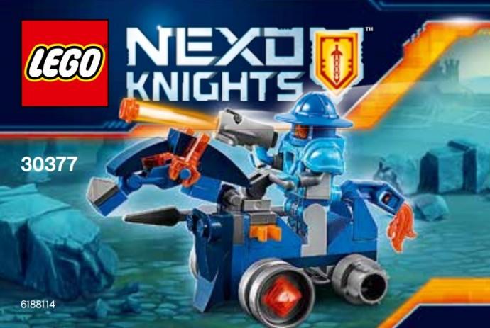 LEGO Nexo Knights 30377 Motor Horse