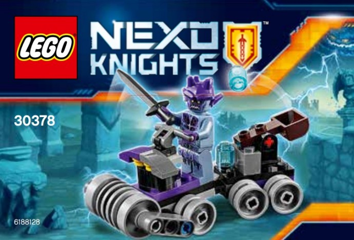 LEGO Nexo Knights 30378 Shrunken Headquarters