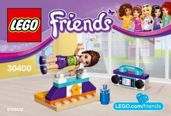 LEGO Friends 30400 Gymnastics Bar