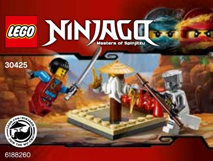 LEGO Ninjago 30425 CRU Master's Training Ground