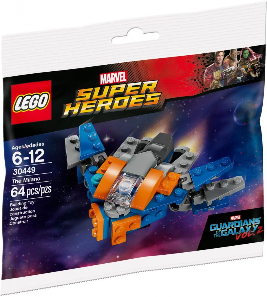 LEGO Marvel Super Heroes 30449 The Milano