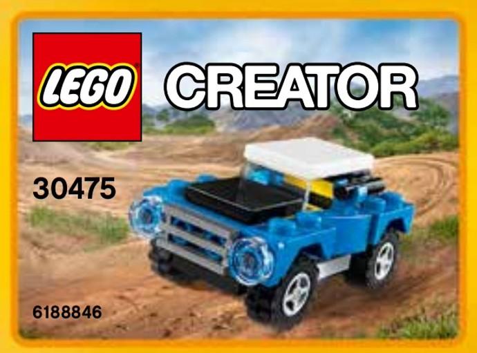 LEGO Creator 30475 Off Roader