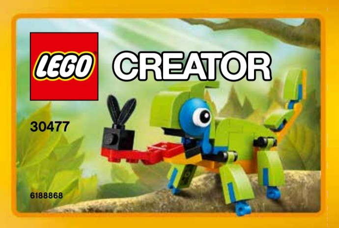 LEGO Creator 30477 Chameleon