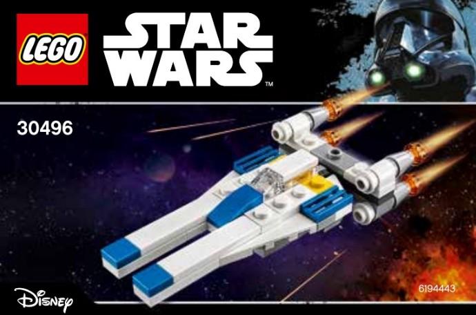 LEGO Star Wars 30496 U-Wing Fighter