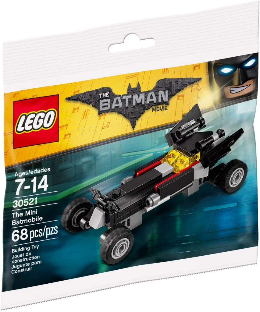 LEGO Batman Movie 30521 The Mini Batmobile