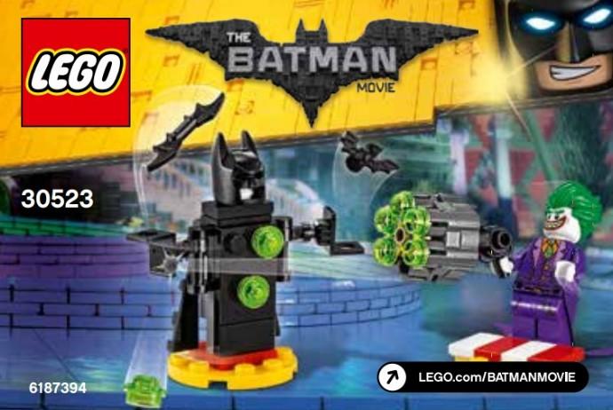 LEGO Batman Movie 30523 The Joker Battle Training