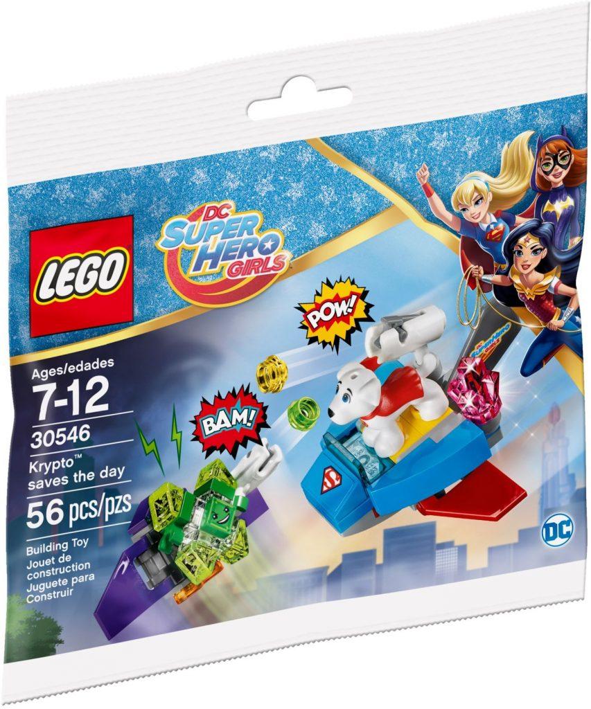 LEGO DC Superhero Girls 30546 Krypto Saves the Day