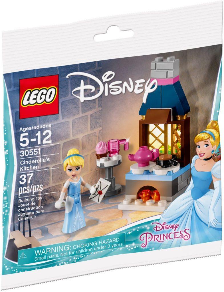 LEGO Disney 30551 Cinderella's Kitchen
