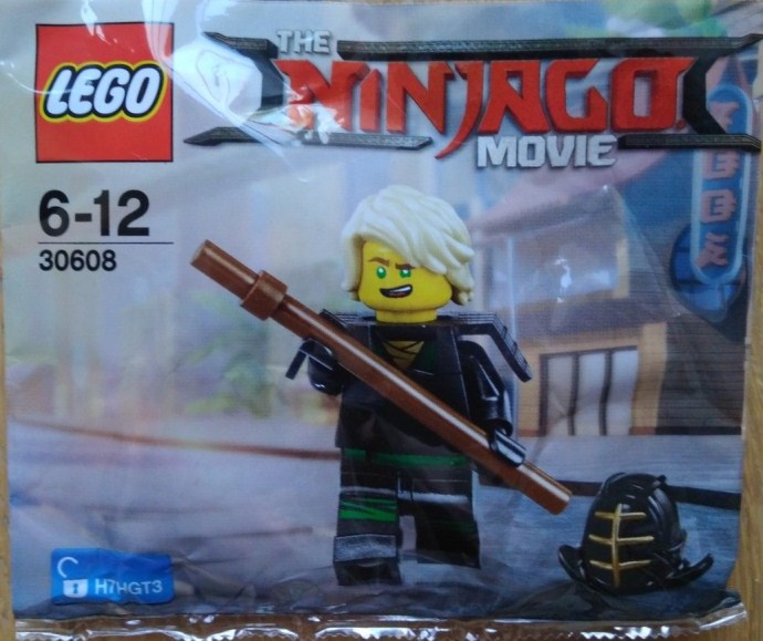 LEGO Ninjago Movie 30608 Kendo Lloyd
