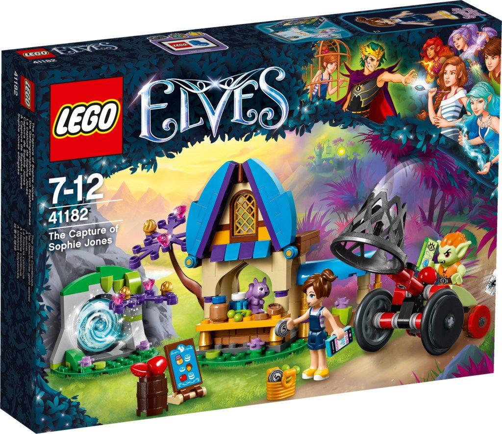 LEGO Elves 41182 The Capture of Sophie Jones