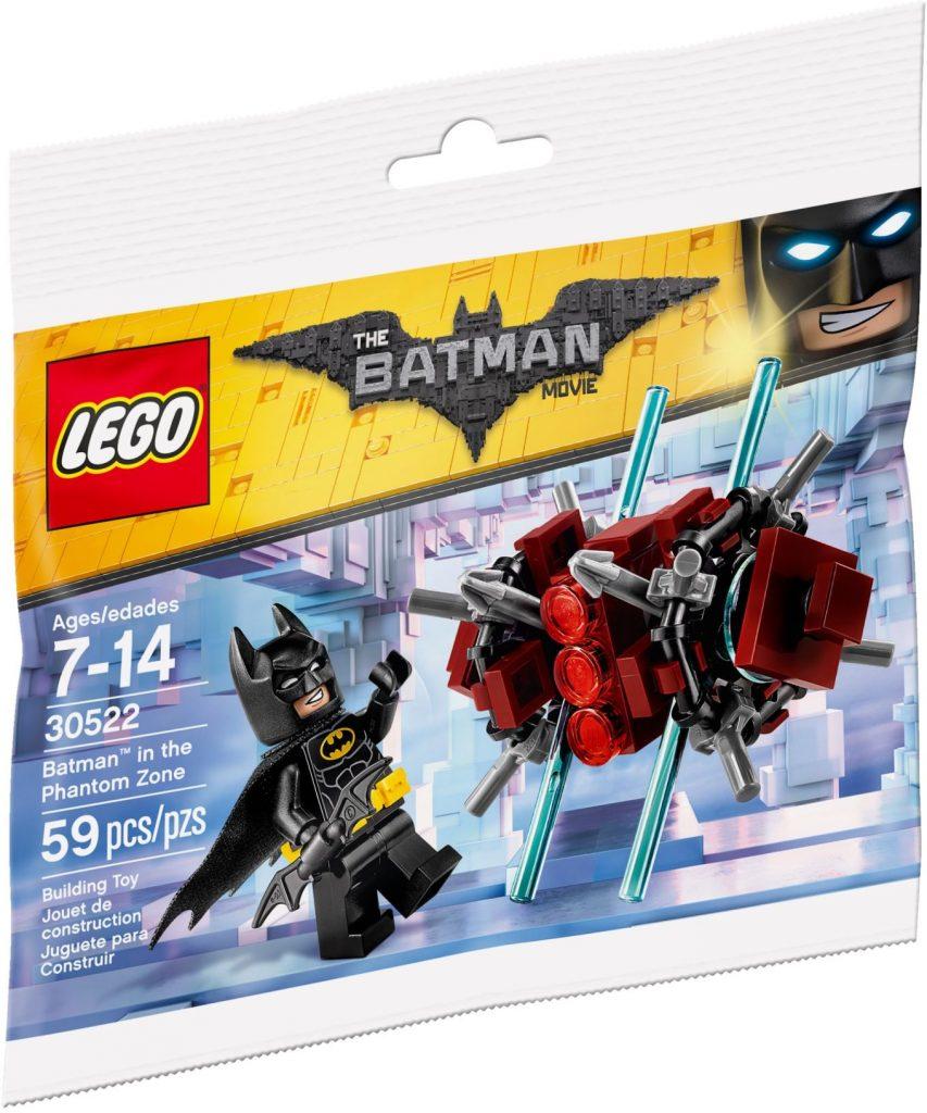 LEGO Batman Movie 30522 Batman in the Phantom Zone