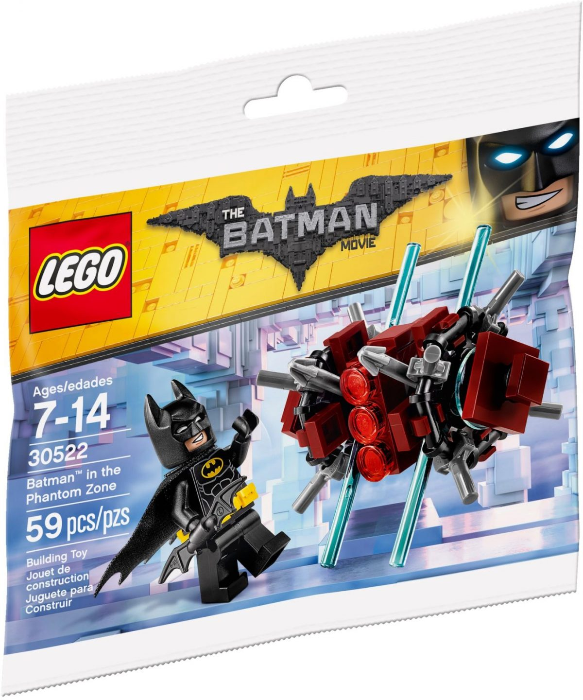 LEGO Batman Movie 30522 Batman in the Phantom Zone