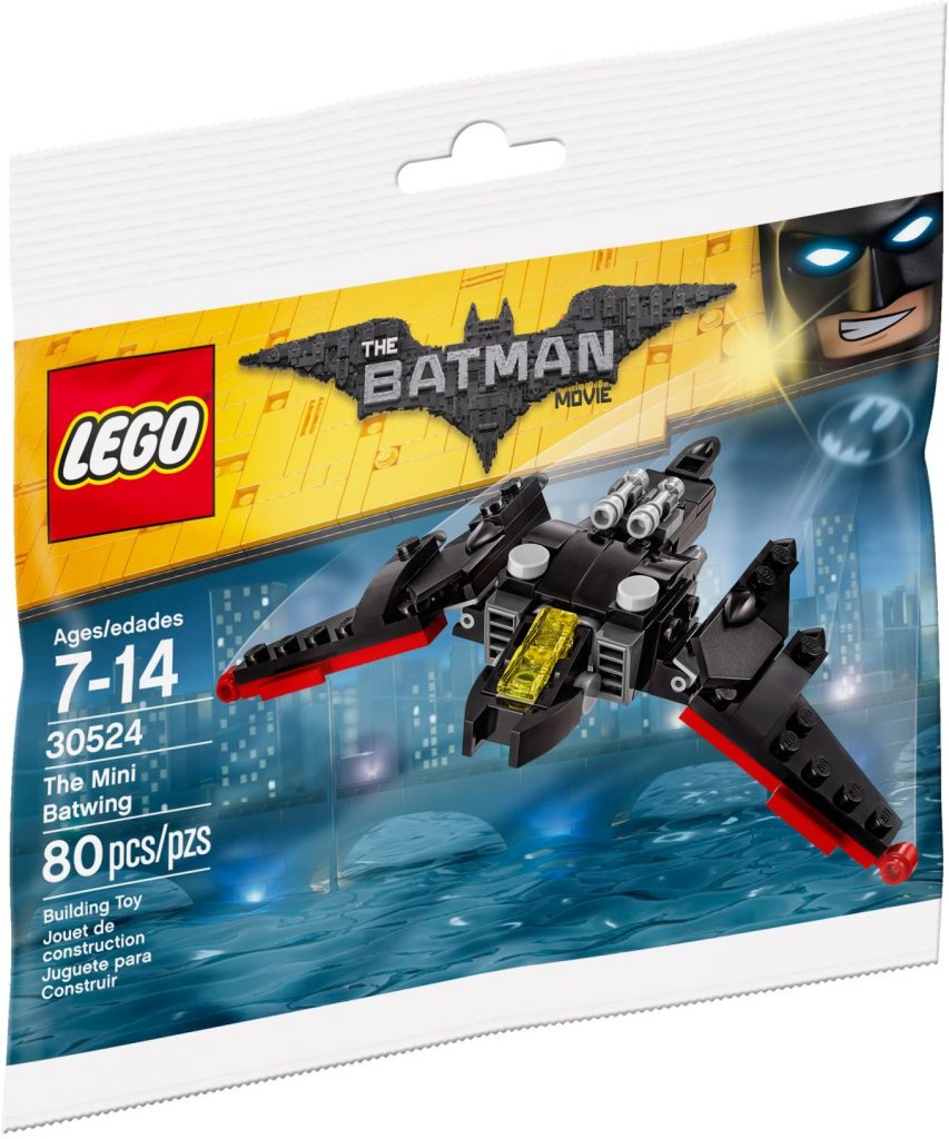 LEGO Batman Movie 30524 The Mini Batwing
