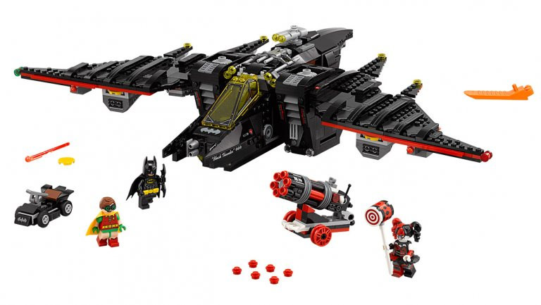 The LEGO Batman Movie 70916 The Batwing