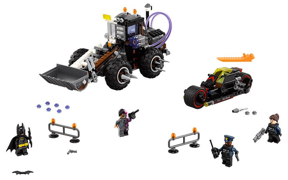 The LEGO Batman Movie 70915 Two-Face Double Demolition