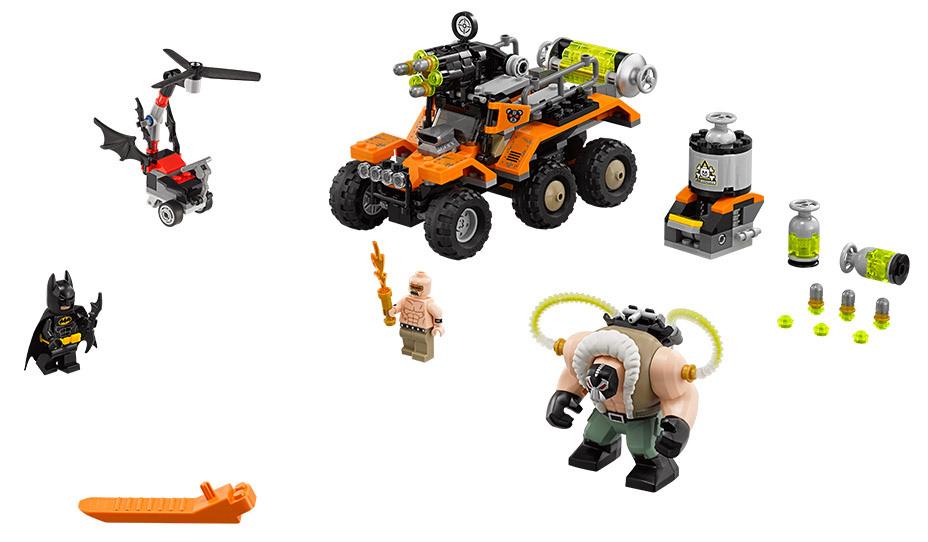 The LEGO Batman Movie 70914 Bane's Toxic Truck