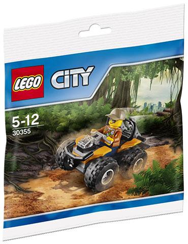 LEGO City 30355 Jungle ATV