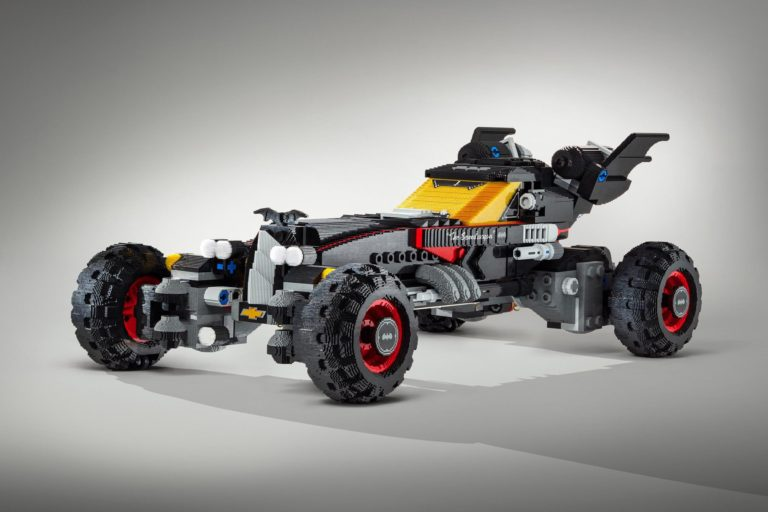 LEGO Chevrolet Batmobile\