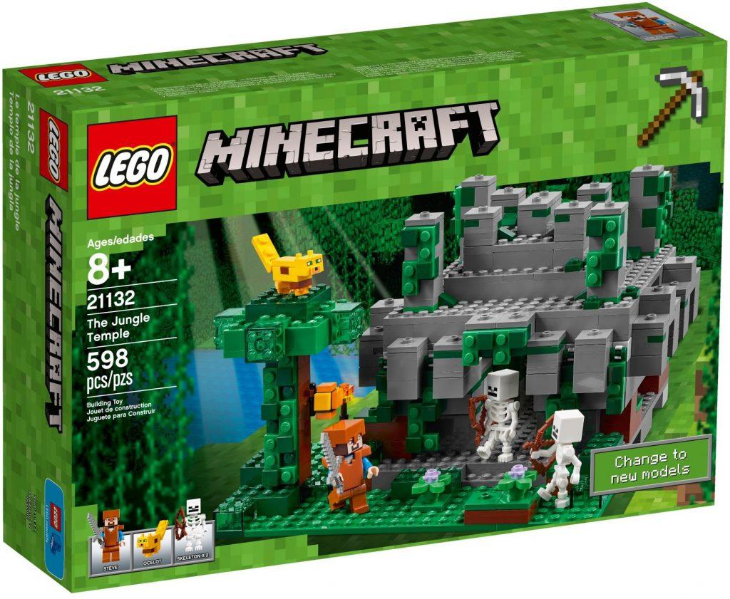 LEGO Minecraft 21132 Jungle Temple