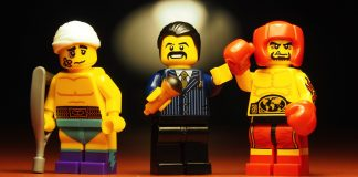 LEGO Winactie