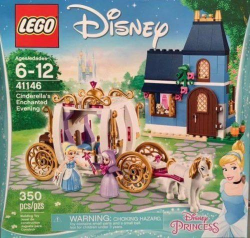 LEGO Disney 41156 Cinderella's Enchanted Evening