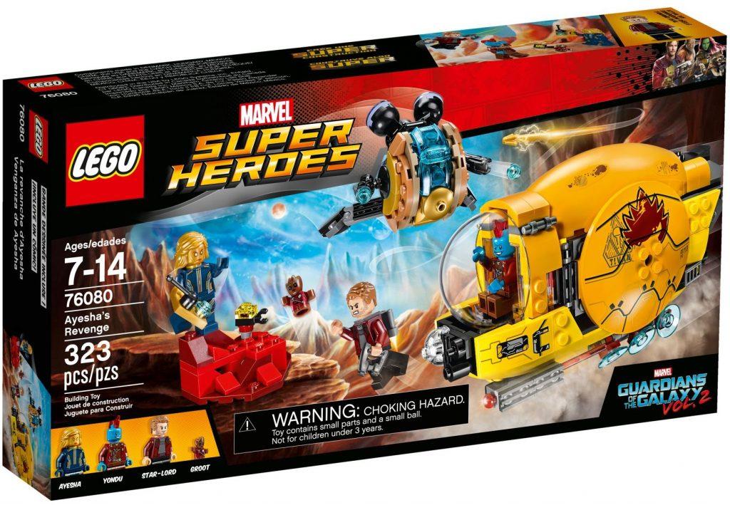 LEGO Marvel 76080 Ayesha's Revenge
