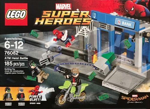 LEGO Marvel 76082 ATM Heist Battle