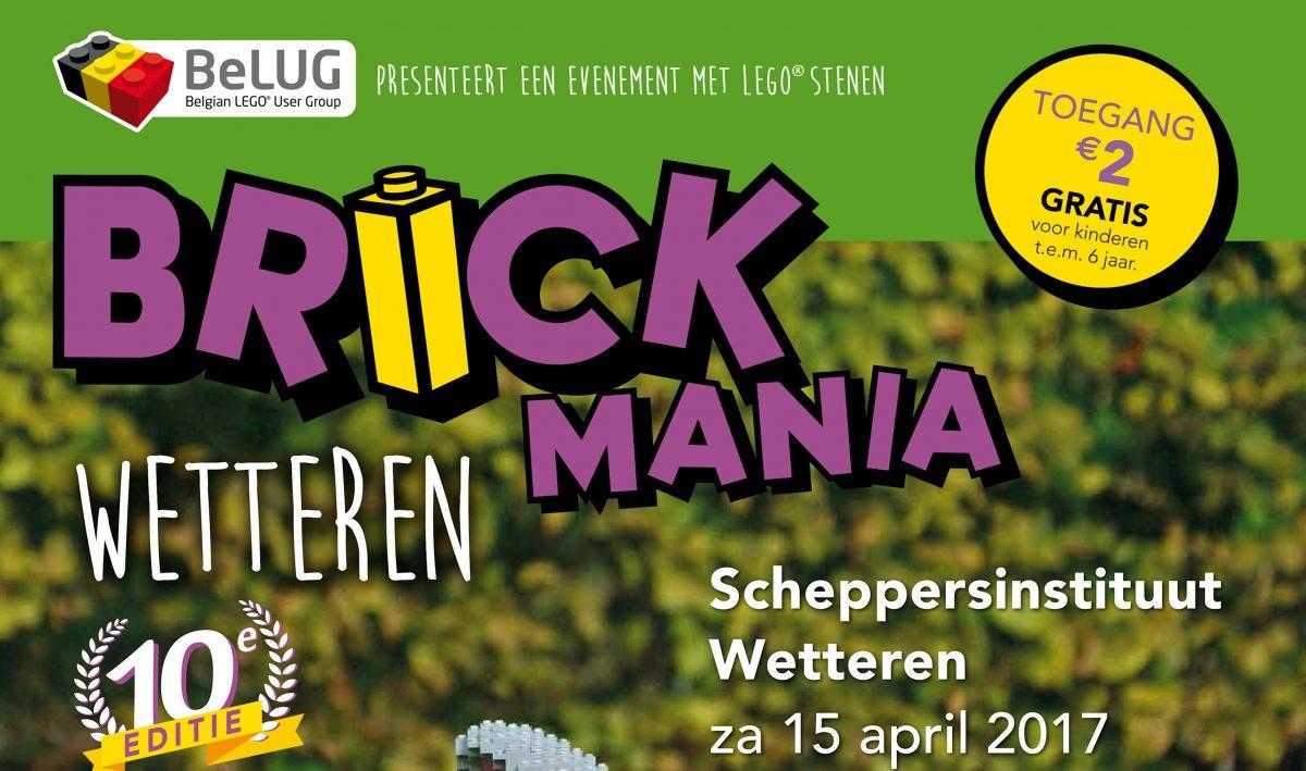 Brickmania Wetteren 2017