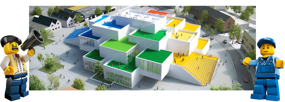 LEGO House Billund Header