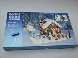 LEGO Certified Professional Christmas Elf Cafe