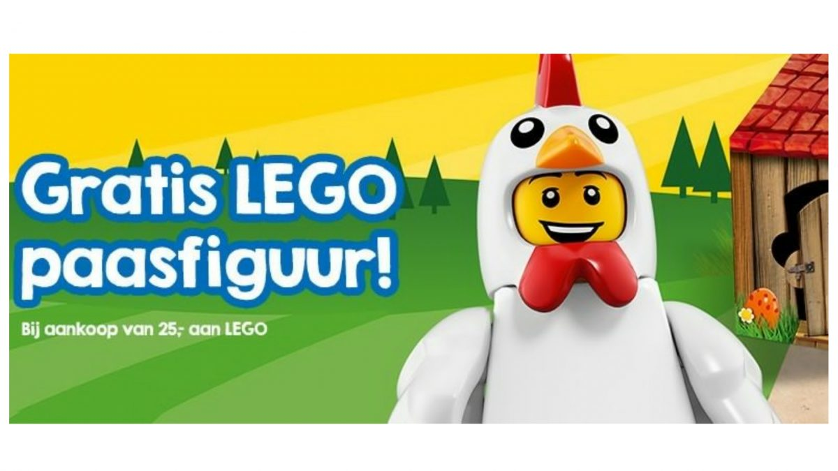 LEGO Chicken Suit Guy