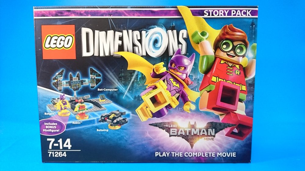 LEGO Dimensions 71264 LEGO Batman Movie Story Pack