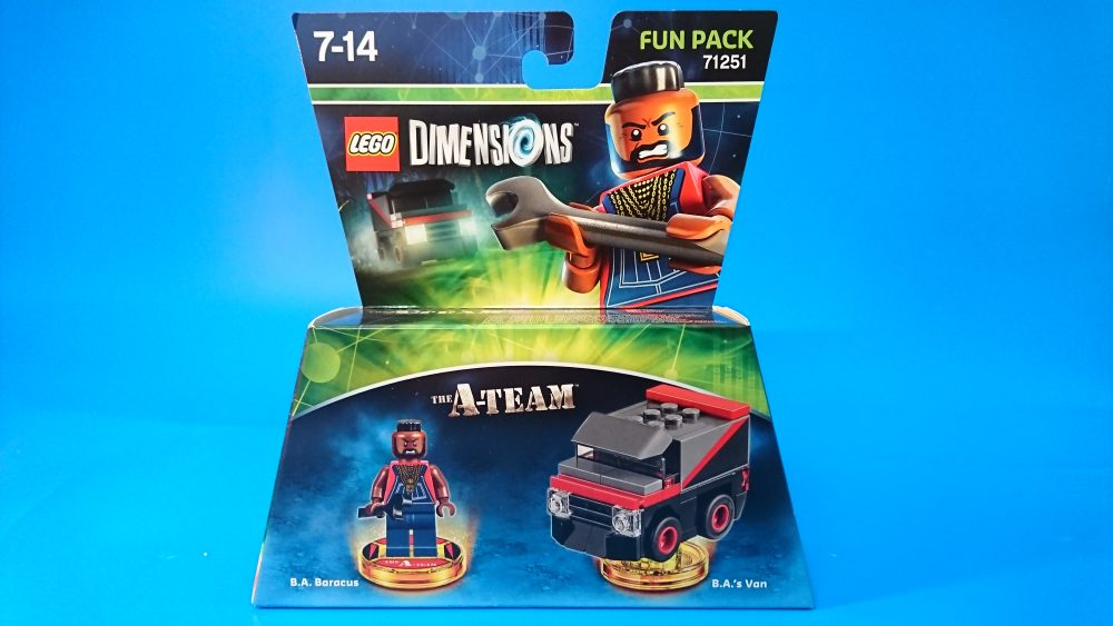 LEGO Dimensions 71251 A-Team