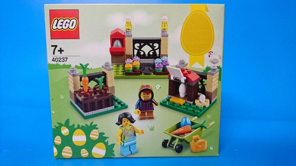 LEGO 40237 Easter Egg Hunt Copyright © 2017 Bouwsteentjes.info